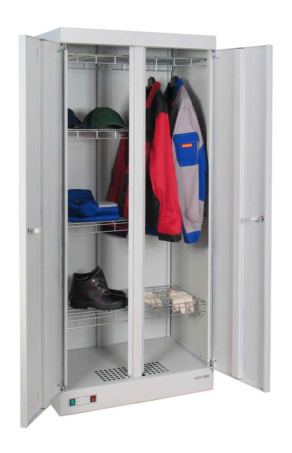 Сушильный шкаф для одежды